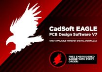 CadSoft EAGLE Pro 9.6.2 Crack 2021 With Full